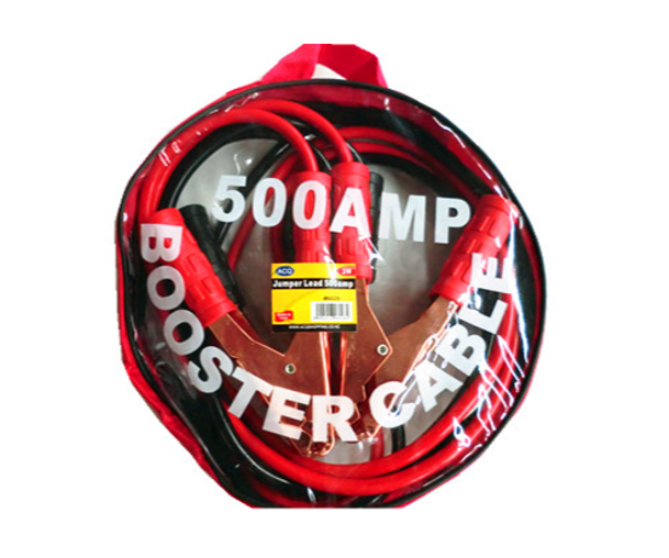 JUMPER LEAD 500AMP 2M