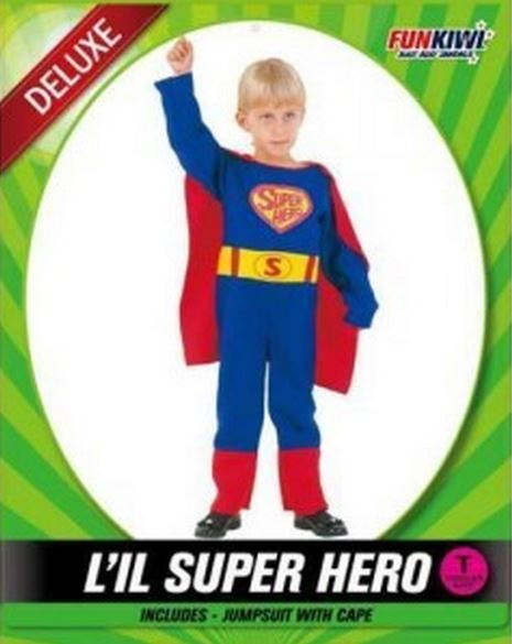LIL SUPER HERO