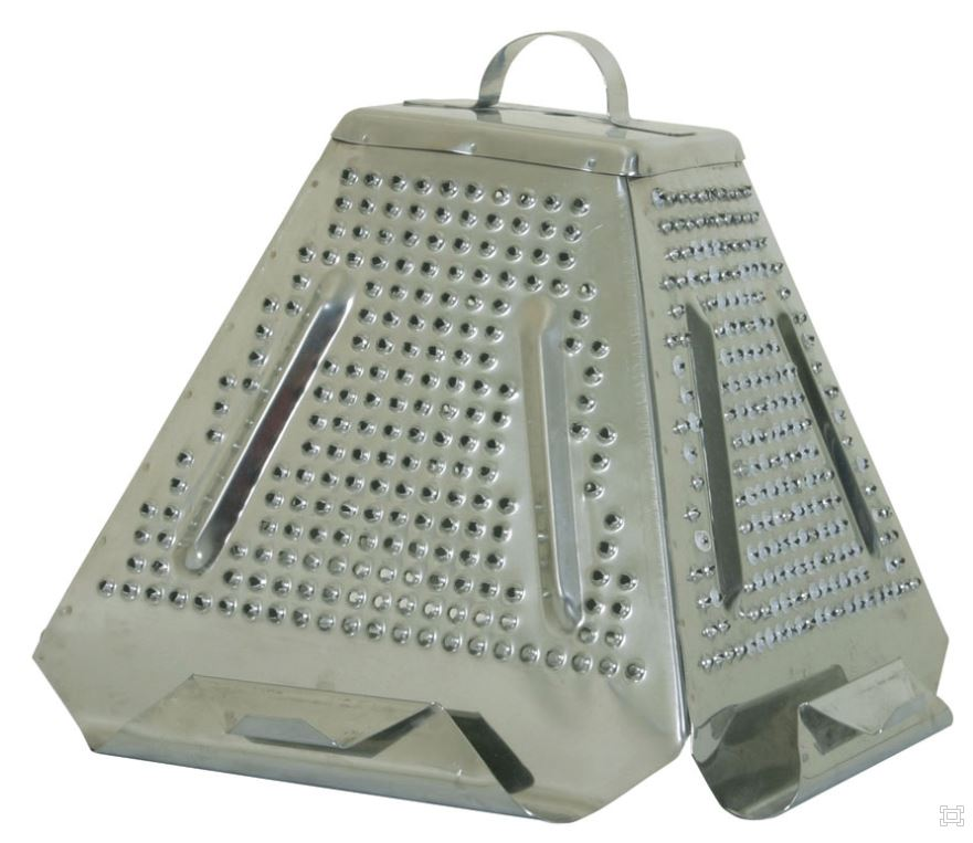 Campmaster Stainless Steel Pyramid Camp Toaster