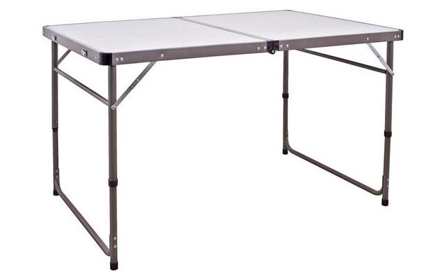 Campers Collection 120 x 80cm Folding Table