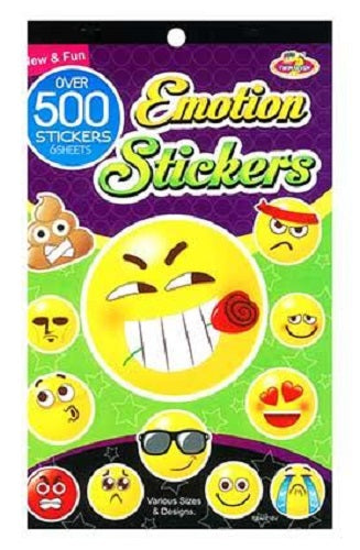 Sticker Pad Emoji