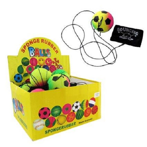 BALL NEON BUNGEE 63MM