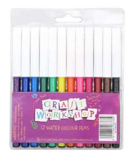 PENS COLOUR 12PC
