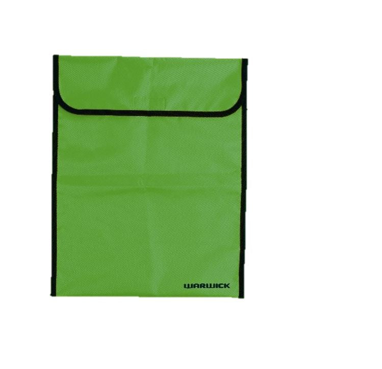 HOMEWORK BAG WARWICK LARGE FLOURO LIME