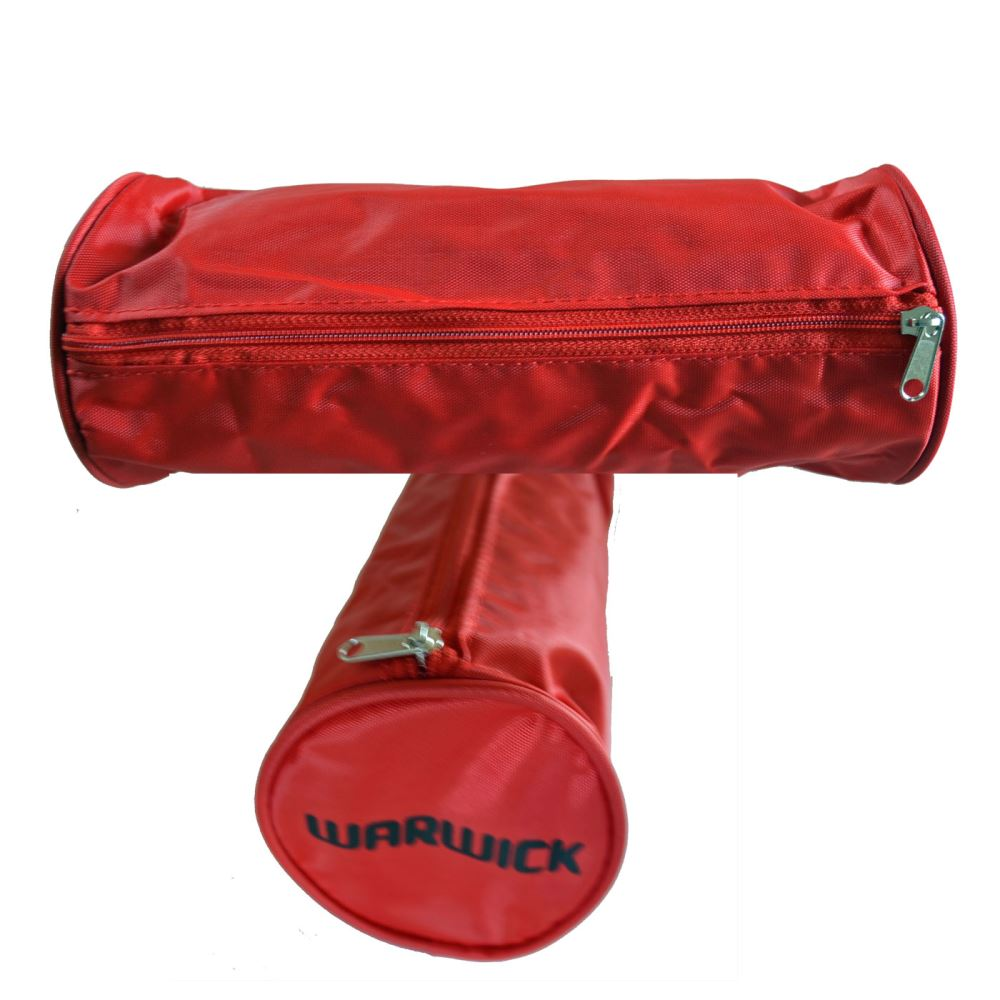PENCIL CASE LARGE RED