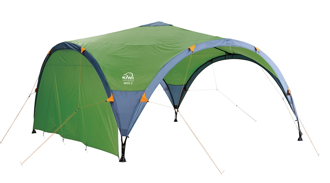 Oasis Solid Side Wall 3M - Kiwi Camping