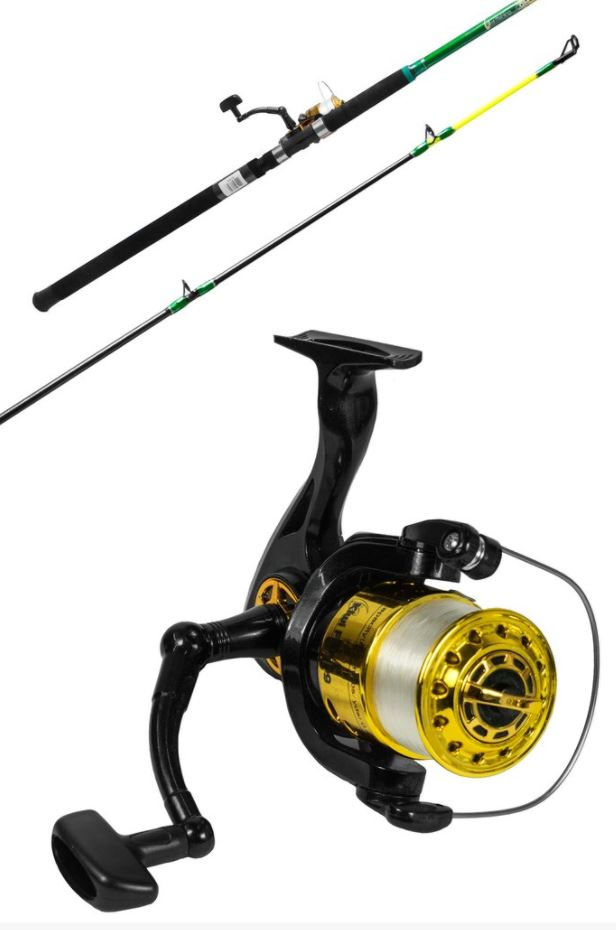 Kiwi Fishing Rock Combo 9Ft 2Pce