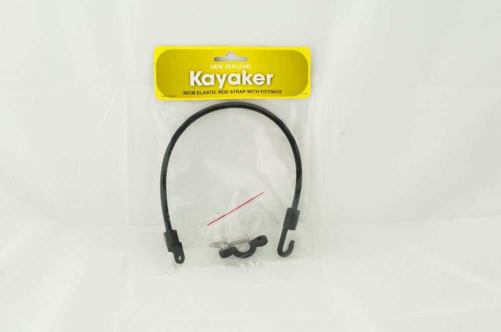 Kayak Rubber Tie Down Strap & Saddles