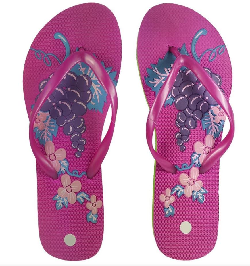 Jandal Ladies Asst 38