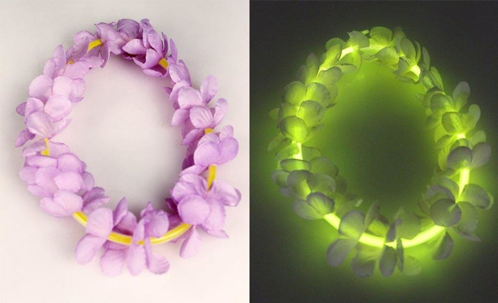 LEI GLOW FLORAL