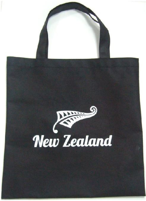 NZ SILVER FERN SHOPPING BAG