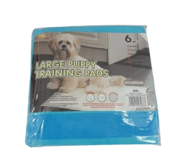 Puppy Training Pads x6