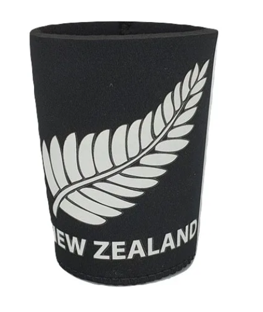 Can Holder Silver Fern