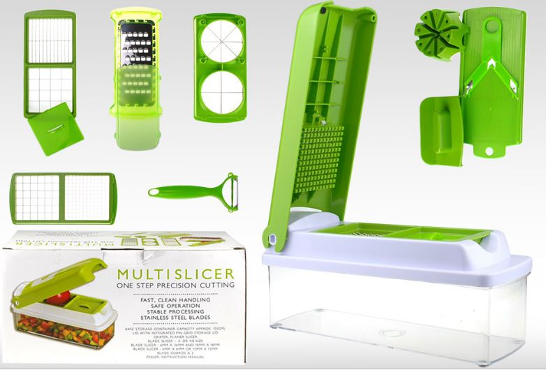 ALL IN ONE VEG CHOPPER SET