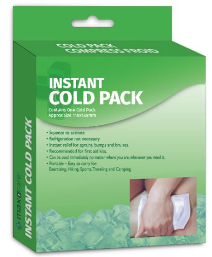 Instant Cold Pack Maxcare