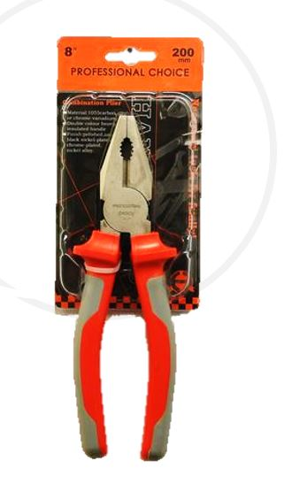 COMBINATION PLIER 200mm 8