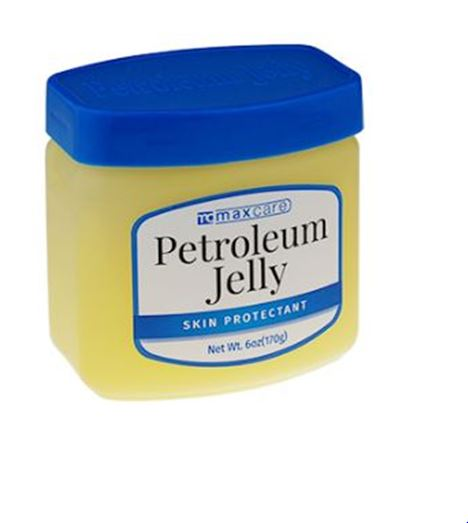 PETROLEUM JELLY MAXCARE 200G