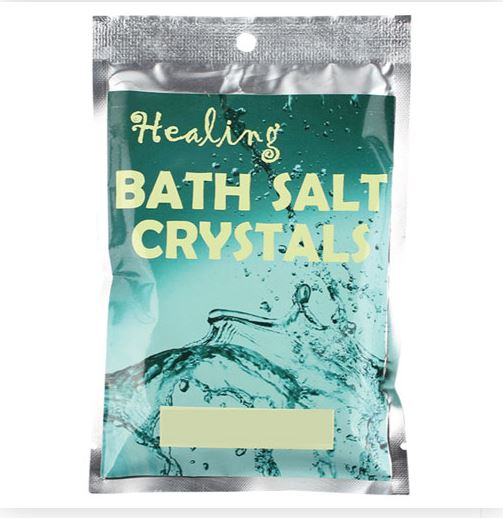 Bath Salts - Cleansing Coconut
