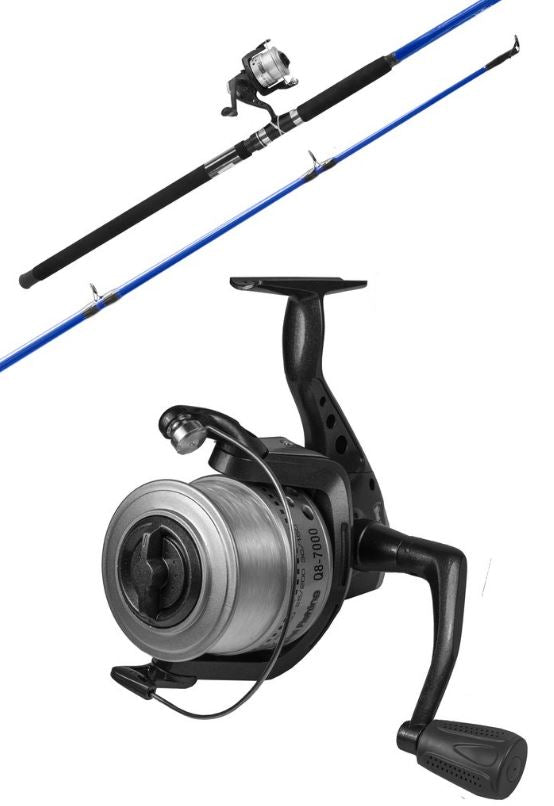 FISHTECH SURF COMBO 12FT 2 PIECE