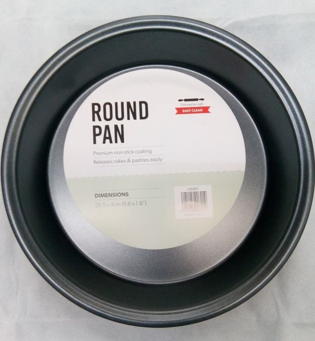 ROUND PAN EASY CLEAN