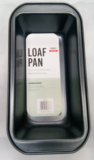 LOAF PAN EASY CLEAN