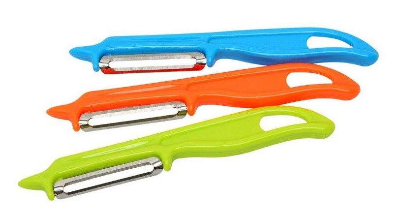 Snazzee - Bright Coloured Peelers 3pk