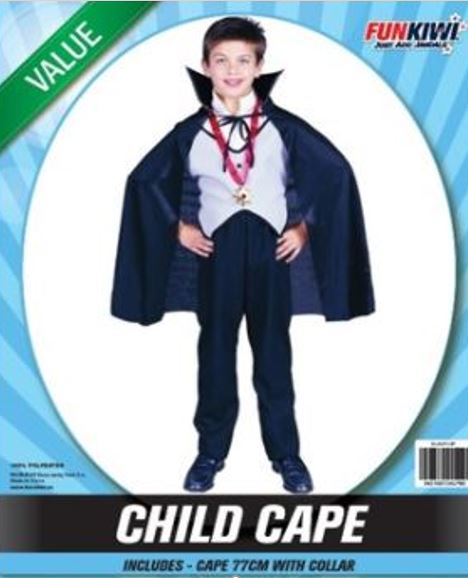 CHILD CAPE 77CM - VALUE - CHILD