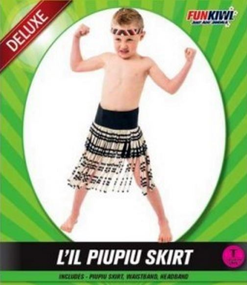 LIL PIUPIU SKIRT - DELUXE - TODDLER