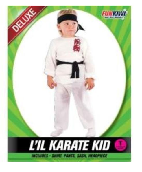 Lil KARATE KID