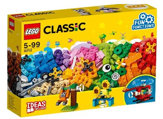 10712 - Classic - Bricks and Gears