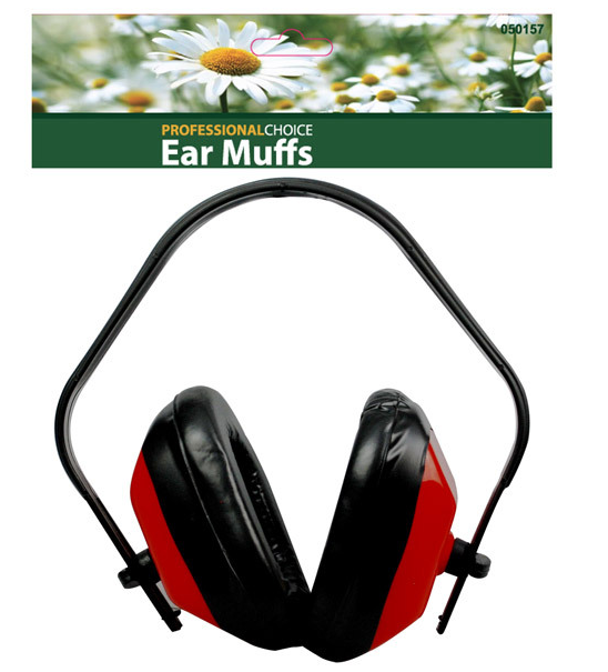 EAR MUFFS PROFESSIONAL CHOICE