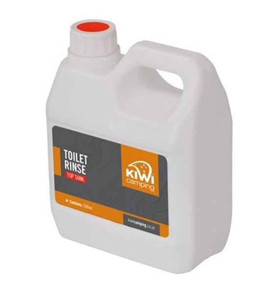 Kiwi Camping Toilet Chemical - Top Tank - Red 500ml