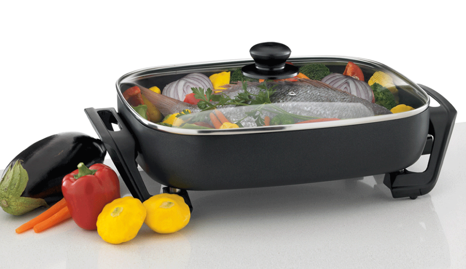 Electric Banquet Fry Pan 1800W