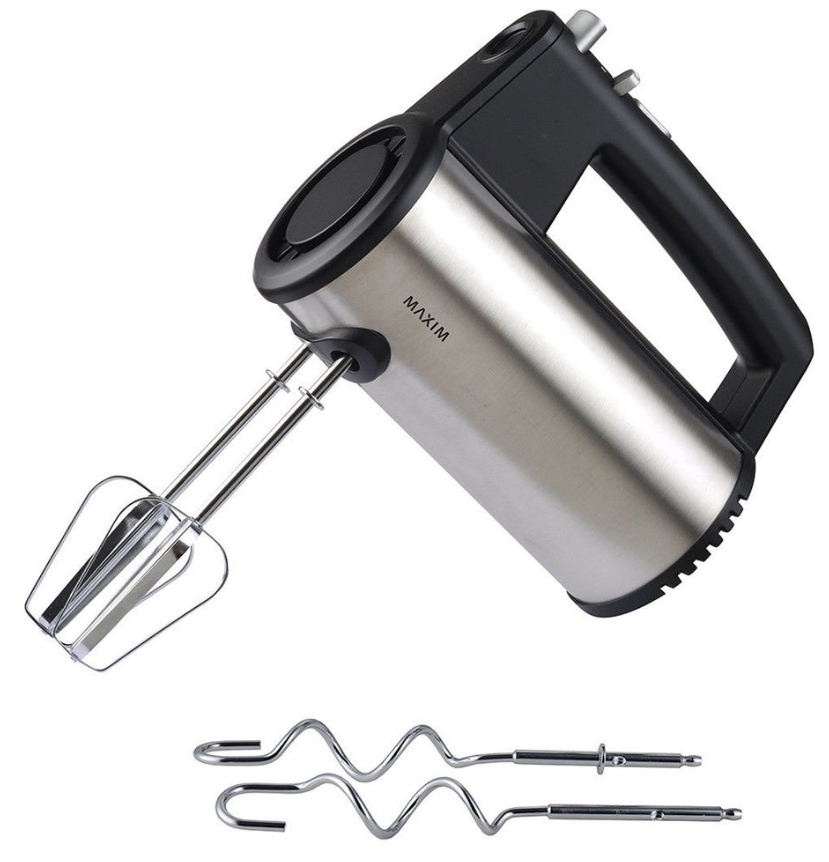 MAXIM KITCHENPRO HAND MIXER 250W