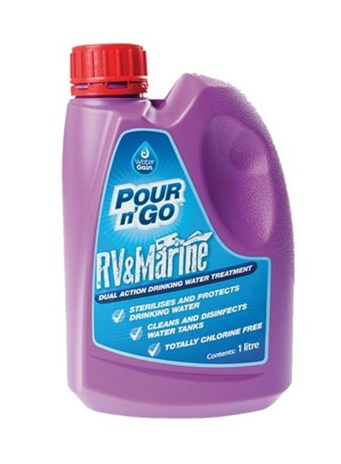 Pour n Go RV & Marine Water Treatment 1L