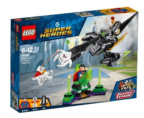 76096 - Marvel Super Heroes - Superman & Krypto Team-Up