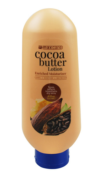 Maxcare Body Lotion Cocoa Butter 532ml