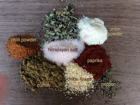 Awesome Spice Blend - making your own spice blend is really easy to do and when you make your own  you know exactly whats in it