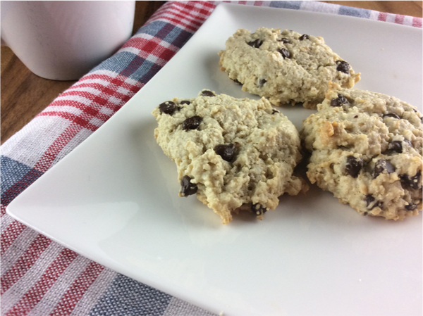 How to Make Delicious Healthy Chocolate Chip Cookies, bet ya can't eat just one | saltsole.com