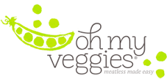 Oh My Veggies logo