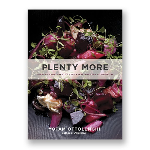 PLENTY MORE Cookbook By Yotam Ottolenghi