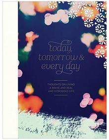 Book | Today, Tomorrow, Every Day