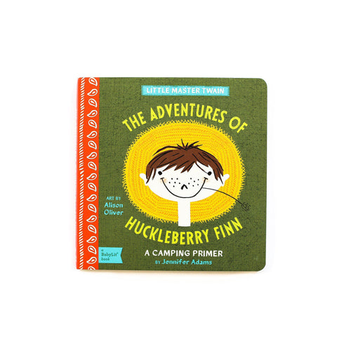 Board Book | The Adventures of Huckleberry Finn
