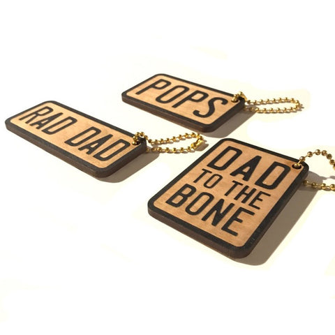 Keychain | Dad To The Bone