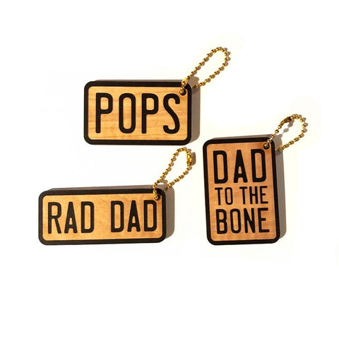 Keychain | Rad Dad