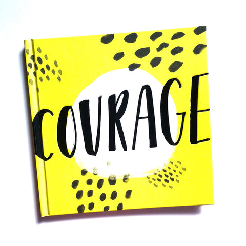 Courage Book