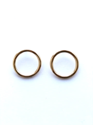 Earrings | Brass Ring