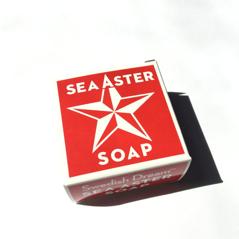 Swedish Dream Sea Aster Soap