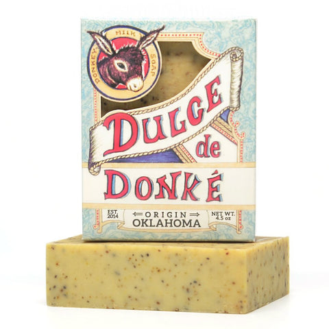 Soap | Dulce De Donke | Rosemary Mint