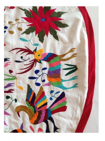 Otomi Tree Skirt
